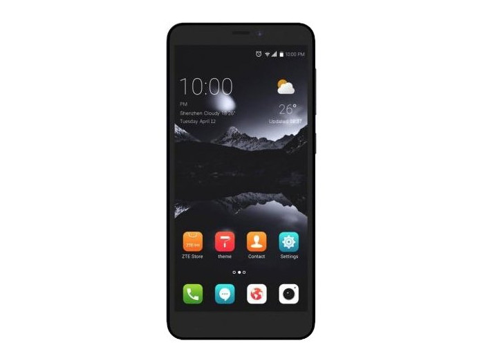 Смартфон ZTE Blade A530 черный смартфон zte blade a530 blue