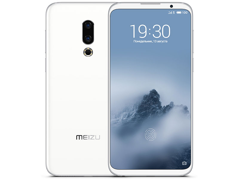 Смартфон Meizu 16TH 128Gb (M882H) Midnight Black Qualcomm Snapdragon 845 (1.8)/128 Gb/8 Gb/6.0 (2160x1080)/DualSim/3G/4G/BT/Android 8.0 смартфон nubia z17 lite blue gold qualcomm snapdragon 653 1 95 64 gb 8 gb 5 5 1920x1080 dualsim 3g 4g bt android 7 1