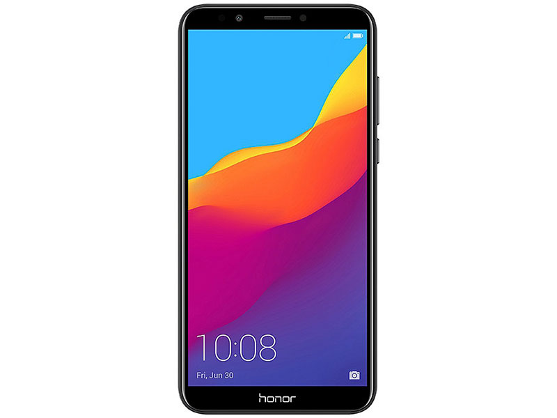 Смартфон Honor 7C Pro (LND-L29) Black Qualcomm Snapdragon 450 (1.8)/32 Gb/3 Gb/5.99 (1440x720)/DualSim/3G/4G/BT/Android 8.0 смартфон bq bq 5510 strike power max 4g золотистый mediatek mt6737 1гб 8 гб 5 5 1280x720 13mpix dualsim 3g 4g bt android 7 0