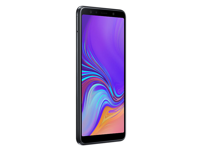 Смартфон Samsung Galaxy A7 (2018) (Black) Samsung Exynos 7885 Octa (2.2) / 4GB / 64GB / 6 2220x1080 Super AMOLED / 2SIM / 24Mp+8Mp+5Mp, 24Mp / NFC / FPR / Android 8.0 (SM-A750FZKUSER) d w thomas documents from old testament times