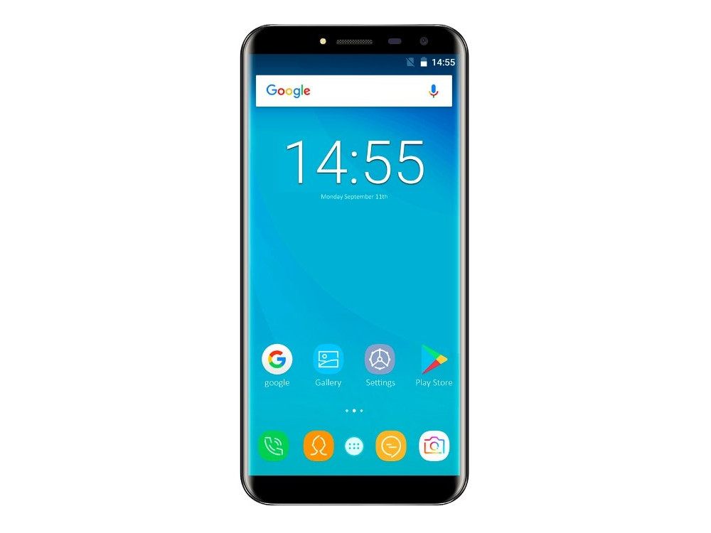 Смартфон Oukitel C8 4G Black 4 Core (1.3GHz)/2GB/16GB/5.45 1280*640/13Mp/2Mp/2Sim/3G/4G/BT/WiFi/GPS/Android [genuine] t95u pro android 6 0 smart tv box amlogic s912 octa core 2gb 16gb 2 4 5ghz dual wifi vp9 h 265 uhd 4k media player