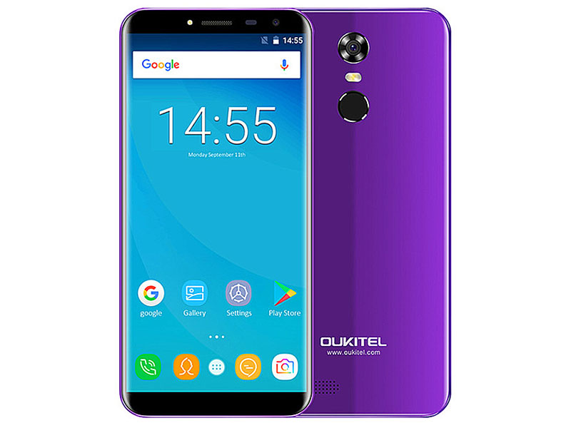 C8 luanke ultra slim protective cover case for oukitel c8