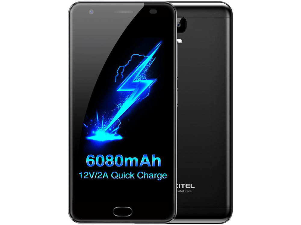 K6000 смартфон oukitel k6000 plus gold