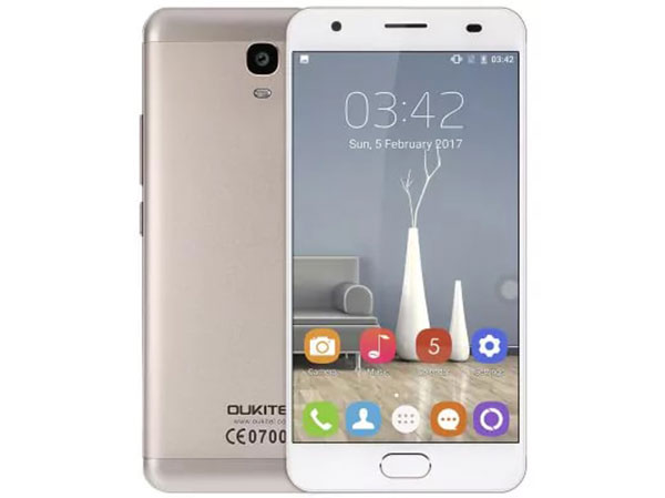 K6000 spain stock oukitel k6000 pro 5 5inch fhd android 6 0 smartphone gold