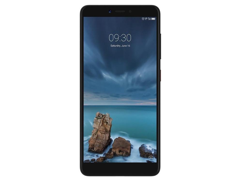 Смартфон ZTE Blade A7 Vita Black (BLADE.A7V.BK) Qualcomm Snapdragon 425 (1.4) / 2GB / 16GB / 5.45 1440x720 / 2SIM / 3G / 4G LTE / 13Mp, 8Mp / Android 8.1 bluboo edge 2gb 16gb smartphone black