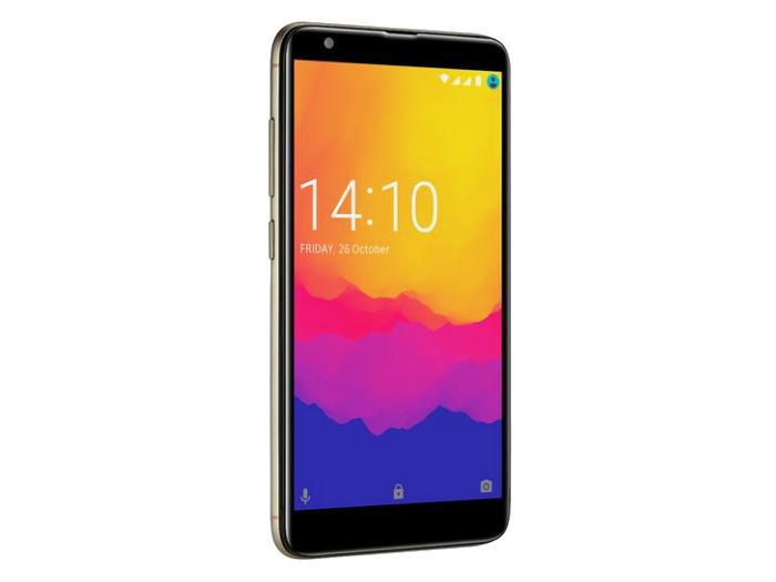 Смартфон Prestigio MUZE G5 LTE PSP5522DUO Dual SIM,5.2''HD(1280*720),IPS, 2.5D,Android 8.1