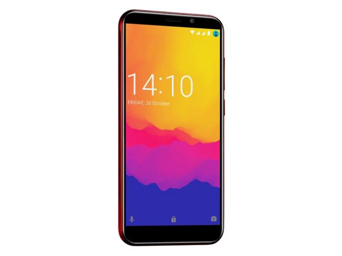 Смартфон Prestigio MUZE V3 LTE PSP3495DUO Dual SIM,5.0FWVGA(480*960) TN,Android 8.1