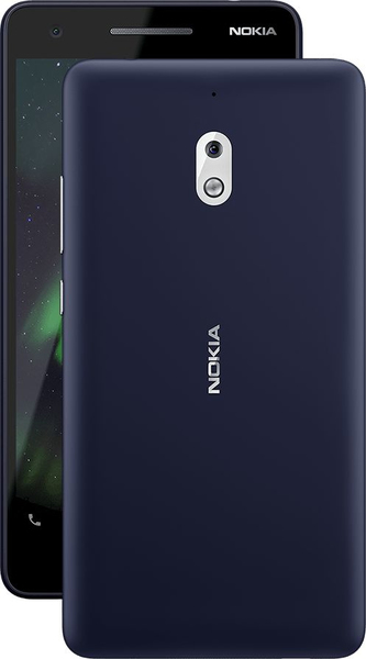 Смартфон Nokia 2.1 DS BLUE/SILVER TA-1080 Qualcomm Snapdragon 425/5.5