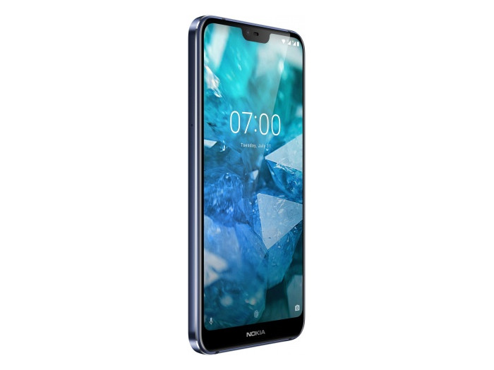 Смартфон Nokia 7.1 DS STEEL (TA-1095) Qualcomm Snapdragon 636 (1.8) / 3GB / 32GB / 5.84