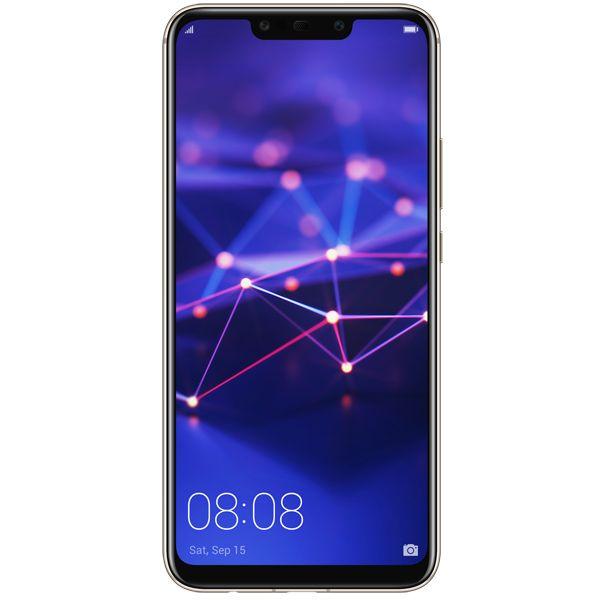 Смартфон Huawei Mate 20 Lite золотой 6,3 64 Гб LTE Wi-Fi GPS, 2340*1080, 20MP+2MP/24MP+2MP, BT, 3750Mah смартфон huawei mate 20 lite black