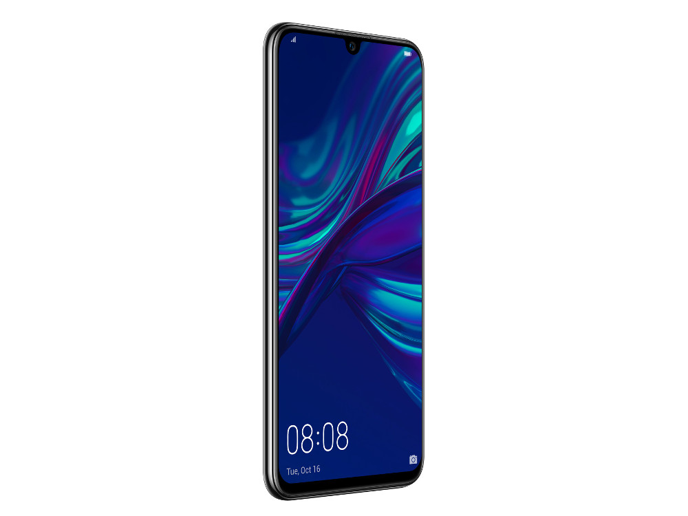 Смартфон Huawei P Smart 2019 (Midnight Black) HiSilicon Kirin 710 (2.2) / 3GB / 32GB / 6.21 2340x1080 / 13Mp + 2Mp, 16Mp / 3G / 4G LTE / Android 9.0 (51093FUT) смартфон fly fs523 cirrus 16 lte black