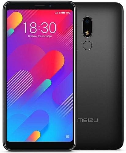Смартфон Meizu M8 Lite 32Gb (Black) черный meizu смартфон meizu 15 4 64gb черный black
