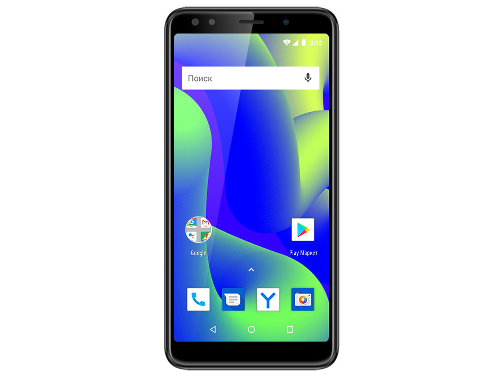 Смартфон Vertex Impress Zeon (4G), графит смартфон vertex impress city lte black