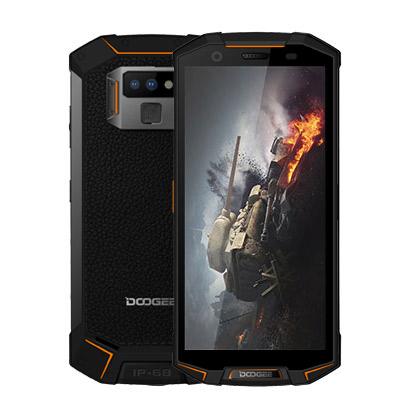 Смартфон Doogee S70 LITE Fire Orange MediaTek MT6763 (2.0)/64 Gb/4 Gb/5.99 (2160x1080)/DualSim/3G/4G/BT/IP68/Android 8.1 смартфон huawei mate 20 lite sne lx1 blue hisilicon kirin 710 2 2 64 gb 4 gb 6 3 2340x1080 dualsim 3g 4g bt android 8 1
