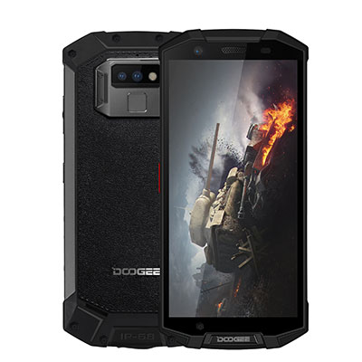 Смартфон Doogee S70 LITE Mineral Black MediaTek MT6763 (2.0)/64 Gb/4 Gb/5.99 (2160x1080)/DualSim/3G/4G/BT/IP68/Android 8.1 смартфон huawei mate 20 lite sne lx1 blue hisilicon kirin 710 2 2 64 gb 4 gb 6 3 2340x1080 dualsim 3g 4g bt android 8 1
