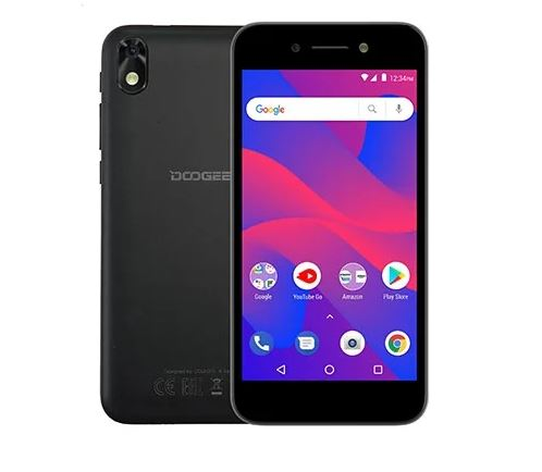 Смартфон Doogee X11 Black MediaTek MT6580 (1.3)/8 Gb/1 Gb/5 (854x480)/DualSim/3G/BT/Android 8.1 black elbow design 6mm pu tube to 1 8 pt male thread pneumatic quick fittings joint connector 5 pcs
