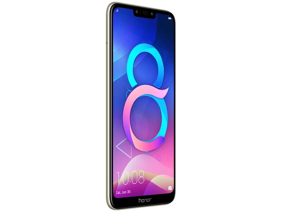 Смартфон Honor 8C 32Gb Gold (51092YFU) Snapdragon 632 (1.8) / 3GB / 32GB / 6.26 1520x720 LTPS / 2Sim / 3G / 4G LTE / 13Mp + 2Mp, 8Mp / Andoid 8.1 смартфон nokia 5 1 plus ds ta 1105 black mediatek mt6771 5 8 1520x720 3g 4g 3gb 32gb 13mp 5mp 8mp android 8 0