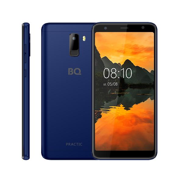 BQ-6010G Practic Dark-blue bq bq 6010g practic черный