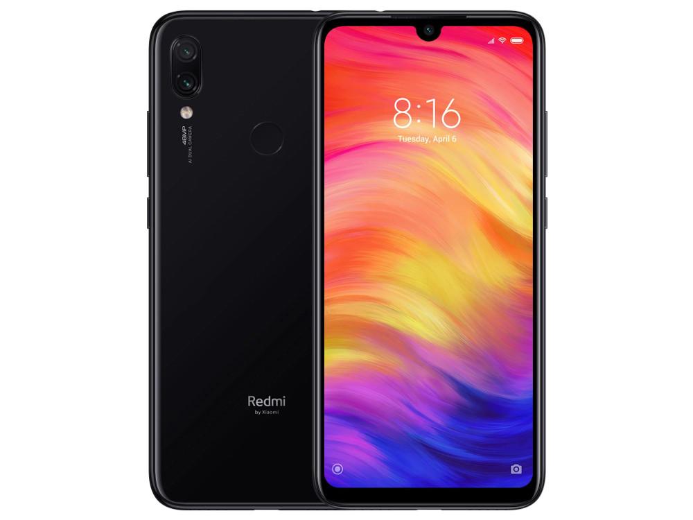 Смартфон Xiaomi Redmi 7 3GB+64GB Black смартфон xiaomi redmi 6 4 64gb blue