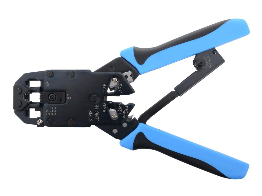 Обжимной инструмент Hanlong tools R-11,12 ,45 (HT-2008R/AR) от OLDI