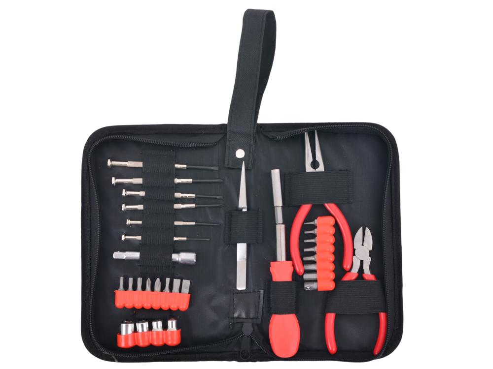Набор инструментов GEMBIRD TK-HOBBY (31 пр.) набор инструментов germbird tk hobby 31 пр