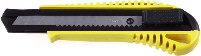 Нож Stayer Master с сегментированным лезвием 18мм 0914 нож stayer 47621 1
