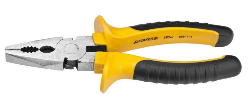 Плоскогубцы Stayer Standard 160мм 2205-1-16_z01