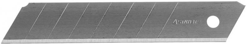 Лезвия Stayer PROFI сегментированные 18мм 10шт 0915-S10