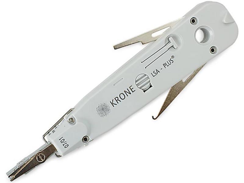 Универсальный сенсорный монтажный инструмент KRONE LSA-PLUS