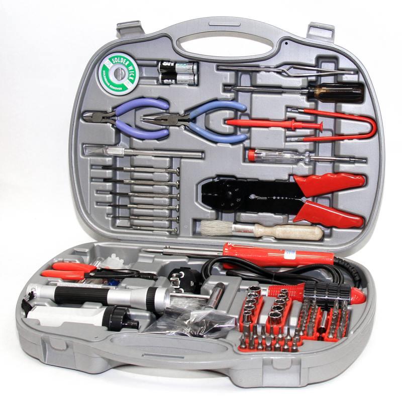 Набор инструментов 5bites TK025 145 предметов