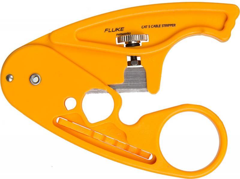 Набор для очистки кабеля Fluke 11230002 round cable набор fluke toolkit ru