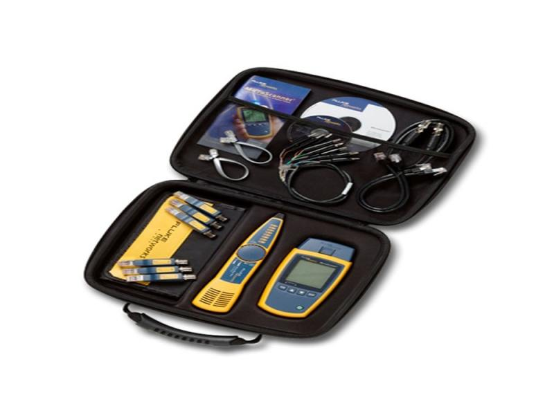 Тестер кабеля Fluke MS2-KIT MicroScanner2 Prof Kit тестер fluke t5 1000