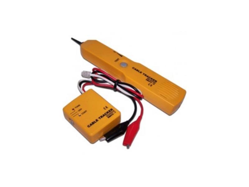 Тестовый набор Lanmaster LAN-TPK-50 тональный генератор и индуктивный щуп