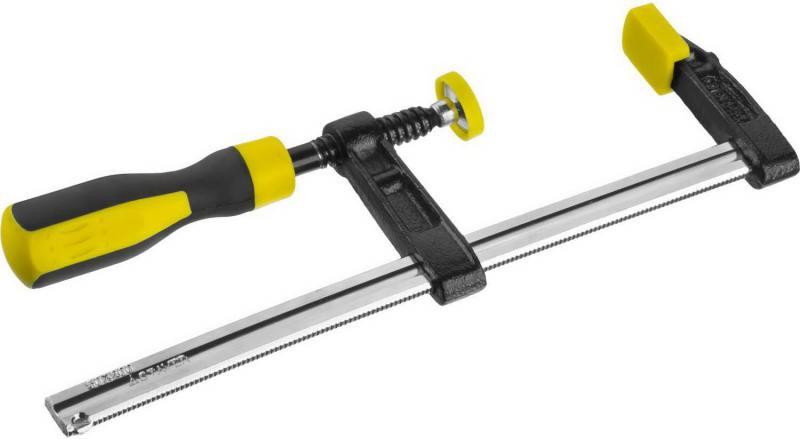 Струбцина Stayer F-образная 80x300мм 32095-080-300 электроинструмент stayer scsd 4 8 f