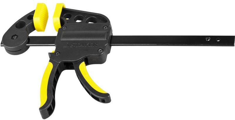 Струбцина Stayer Profi ручная пистолетная 300мм 32242-30