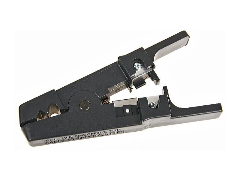 Устройство HT-501/LY-501C для зачистки кабеля (UTP/STP, плоский телефонный ) Telecom