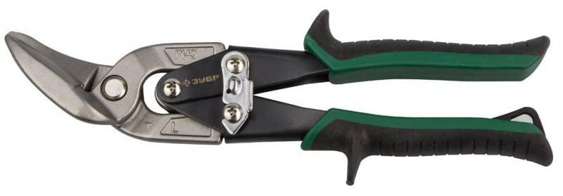 Ножницы по металлу усиленные Зубр 23108