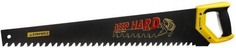 Ножовка Stayer Deep Hard по пенобетону 2-15097