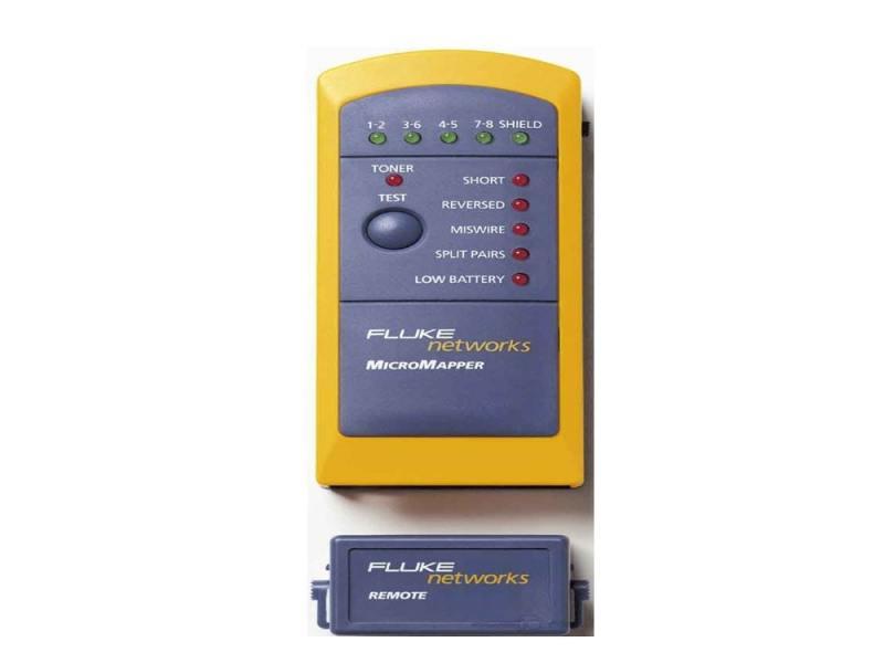 Тестер кабеля Fluke MT-8200-49A MicroMapper