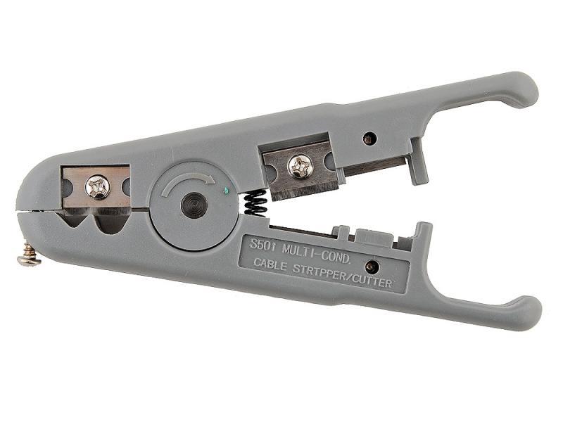 Универсальный зачистной нож 5bites LY-501C для UTP/STP и телефонного кабеля