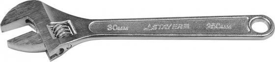 Ключ Stayer Master разводной 10 250мм 2725-25