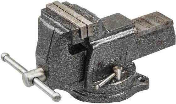 Тиски Зубр Эксперт индустриальные поворотные 100мм 32703-100 тиски зубр эксперт 32606 125