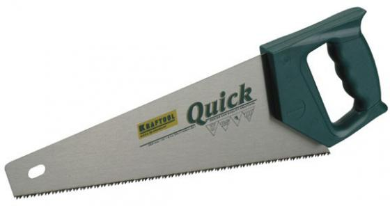 Ножовка Kraftool Universal по дереву 15004-50 ножовка kraftool blitz 15005 45