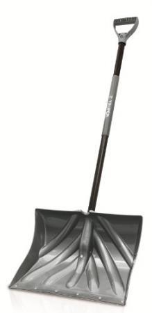 Лопата TRUPER PSC-B-WS 33814 для снега пластиковый ковш с металлической кромкой ширина ковша 45см.