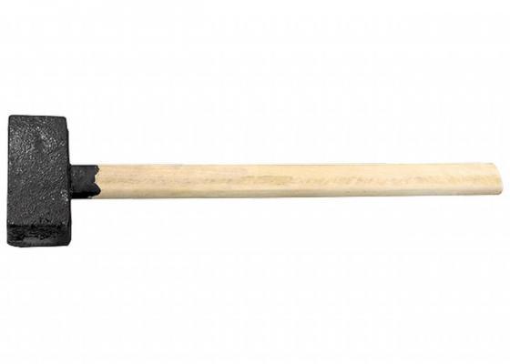 Кувалда NN МИ 10966 5000г литая головка деревянная рукоятка коса nn ми 63555