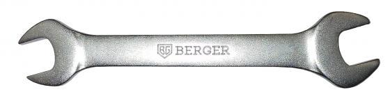 Ключ рожковый BERGER BG1087 (8 / 9 мм) 150 мм