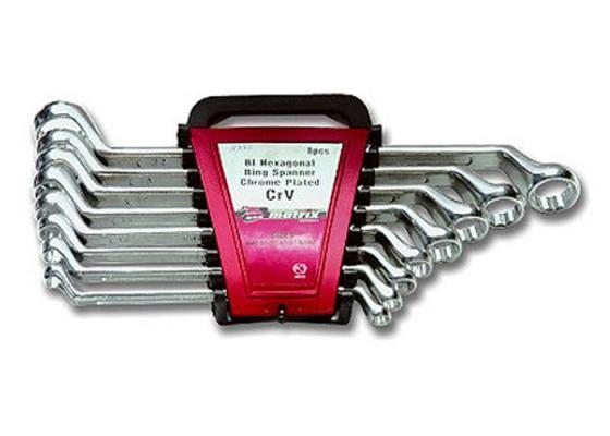 Набор накидных ключей MATRIX 15332 (6 - 22 мм) 8 шт.