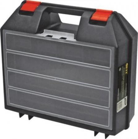 Ящик FIT 65606 пластиковый для электроинструмента 14 (36 х 32 х 14 см)