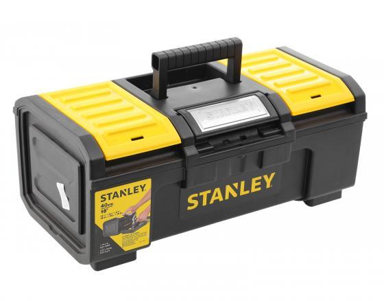 где купить Ящик для инструмента STANLEY 1-79-216 Stanley Basic Toolbox пластм. 16 / 39.4х 22х16.см по лучшей цене