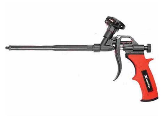 Пистолет для монтажной пены MATRIX 88669 тефлоновое покрытие двухкомпонентная ручка